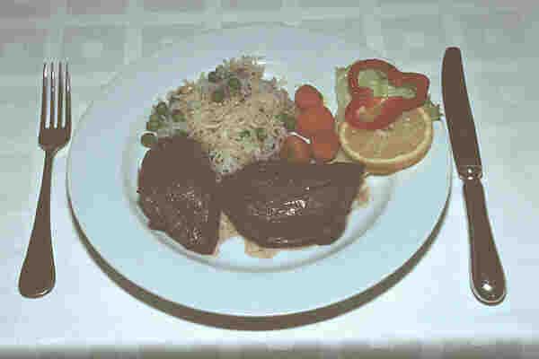 receitas de carne de avestruz